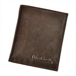 Pánská kožená peněženka Pierre Cardin Leonard – hnědá 111607