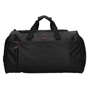 Cestovní taška Enrico Benetti Northern – černá 111670