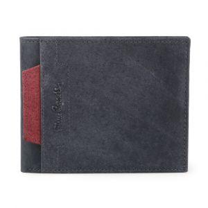 Pierre Cardin Pánská kožená peněženka 8806 – tmavě modrá p57106