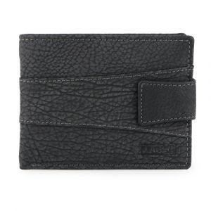 Lagen Pánská kožená peněženka V-98-W – černá p57279
