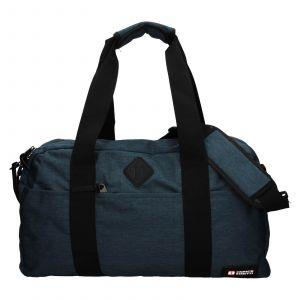 Cestovní taška Enrico Benetti James – modrá 111744