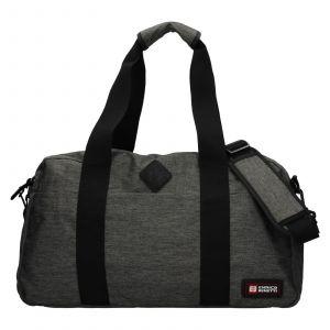 Cestovní taška Enrico Benetti James – šedá 111743