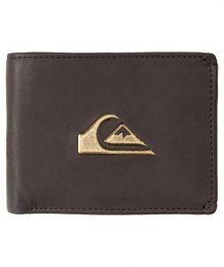 Quiksilver Pánská kožená peněženka Newmissdollarii M Wllt EQYAA03895-CSD0 mqu2462