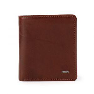 Uniko Pánská kožená peněženka Bushwick 217110 – hnědá p6130