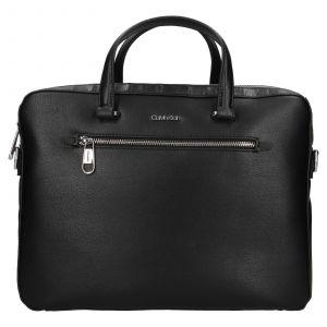 Pánská taška na notebook Calvin Klein Antonio – černá 111903