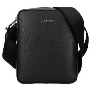 Pánská taška přes rameno Calvin Klein RecycledTimms – černá 111902