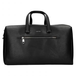Pánská cestovní taška Calvin Klein Gnost – černá 111984