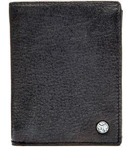 SEGALI Pánská kožená peněženka 794 204 2519 black msg0177