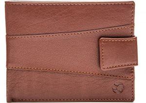 SEGALI Pánská kožená peněženka 61325 cognac msg0182