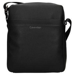 Pánská taška přes rameno Calvin Klein Panrise – černá 112156
