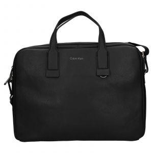 Pánská taška na notebook Calvin Klein Vilems – černá 112152